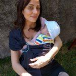 babywearing catania