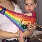 come utilizzare la fascia per portare i bambini