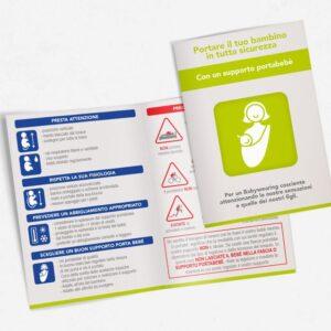 Norme di sicurezza del babywearing